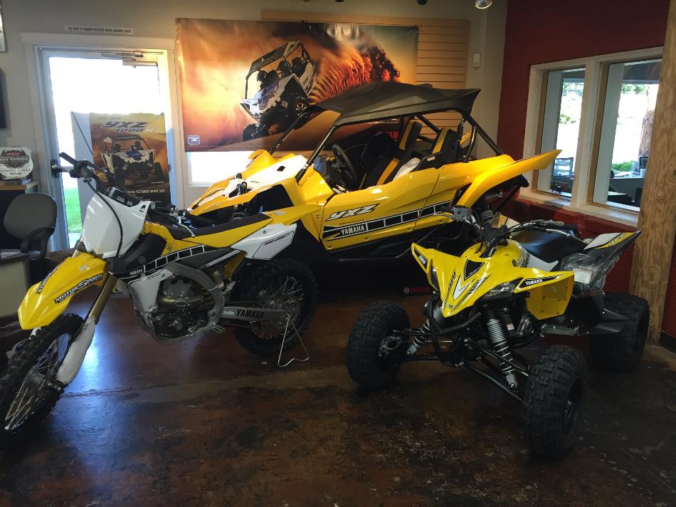 yamaha motorsports of olympia is located in olympia wa